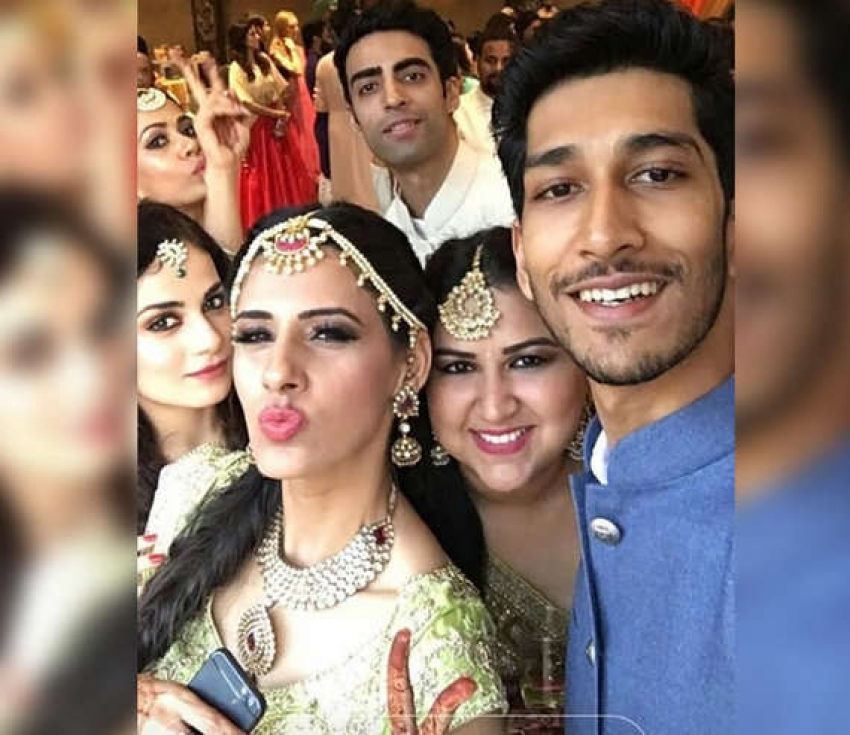 Smriti Khanna And Gautam Gupta Marriage Inside Photos