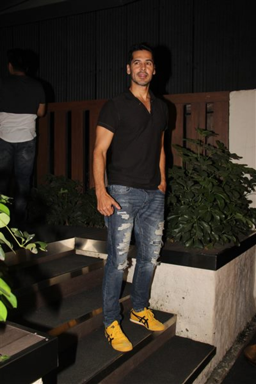 Sooraj Pancholi Birthday Celebration In Mumbai Photos