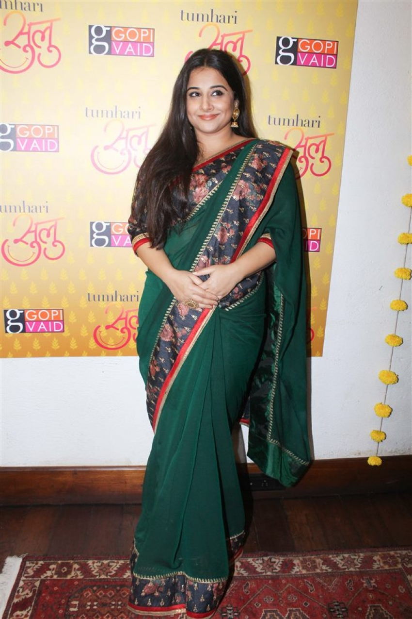 Special Designer Saree Collection By Vidya Balan And Manav Kaul Photos