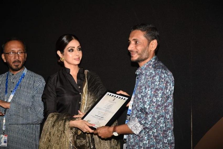 Sridevi Inaugurates Indian Panorama Section At IFFI 2017 Photos