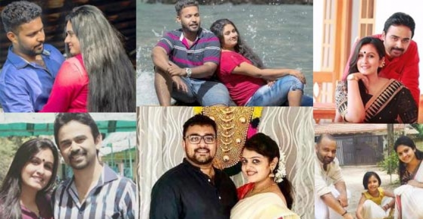 Tamil Serial Actress With Real Life Husband Photos