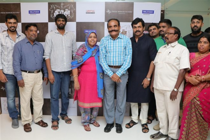 Theeran Adhigaram Ondru Grand Premiere Photos