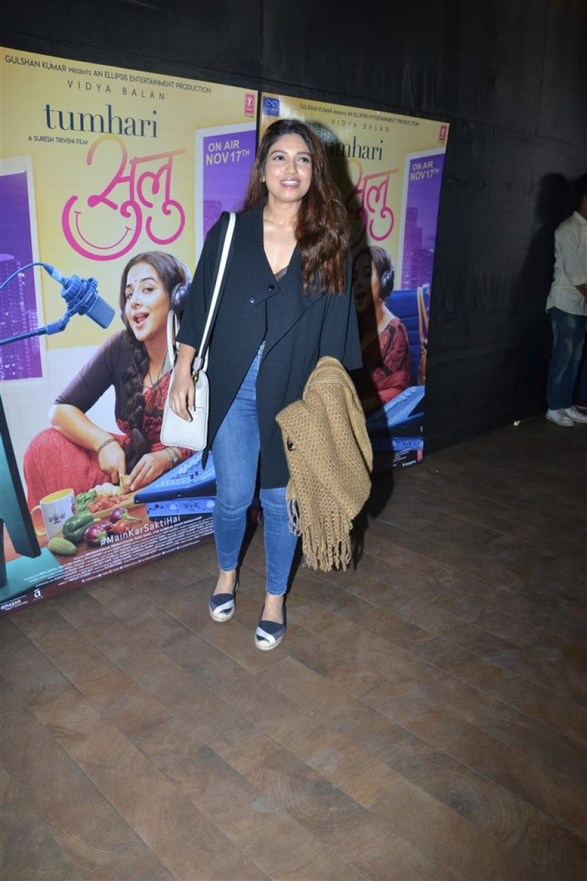 Tumhari Sullu Movie Special Screening Photos