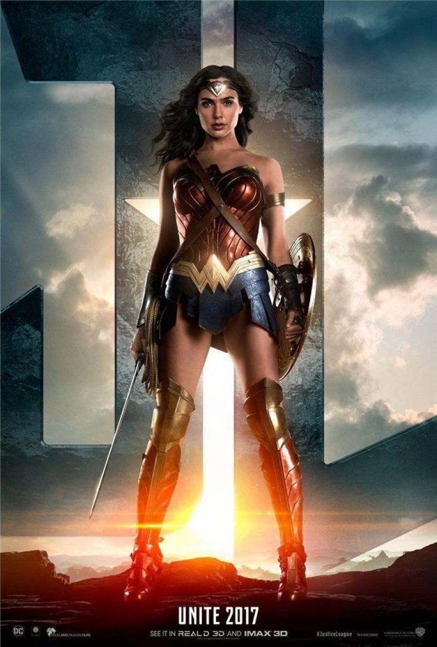 Wonder Woman Actress Gal Gadot Photos