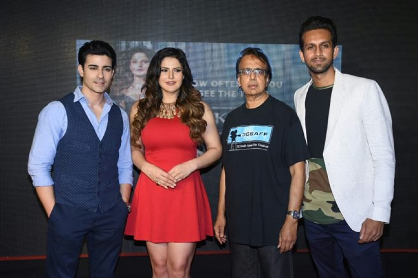 Zareen Khan's Aksar 2 Trailer Launch Photos