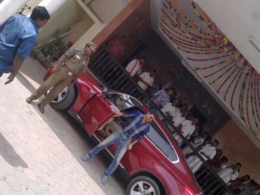 Actor Vijay Cars Collection Photos