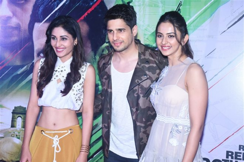 Aiyaary Trailer Launch Photos
