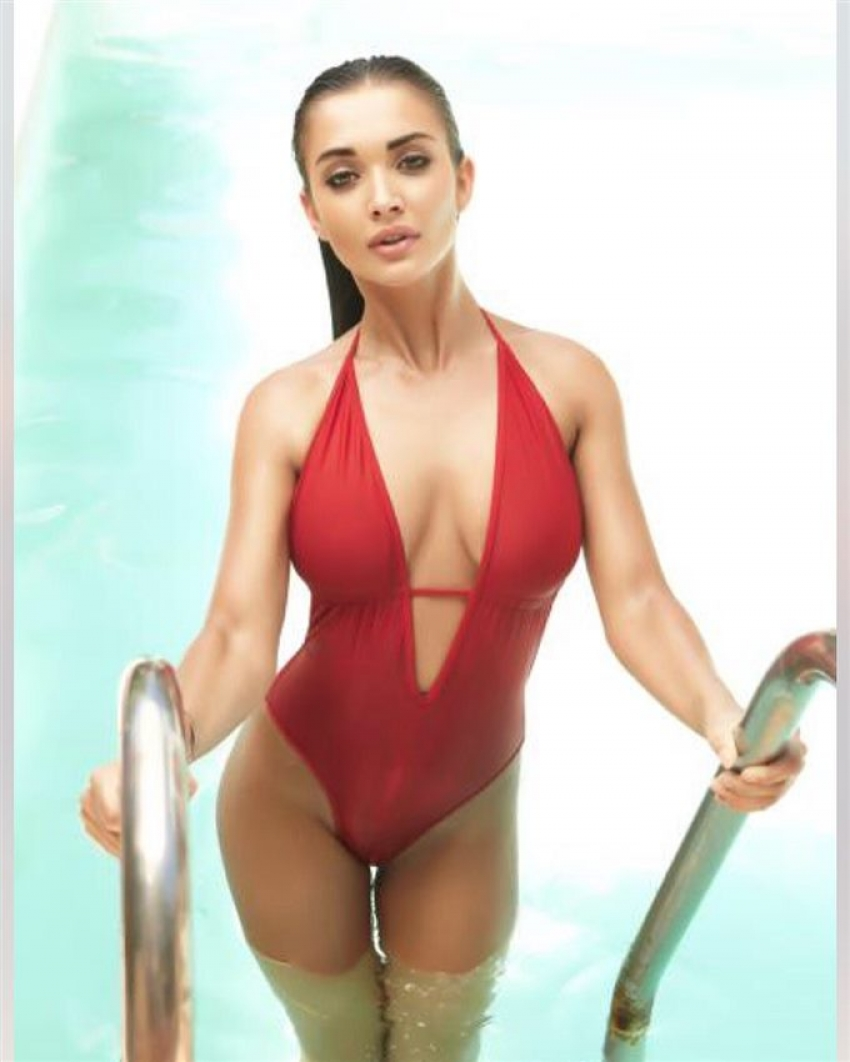 Amy Jackson Bikini Photoshoot In Ibiza Spain Photos