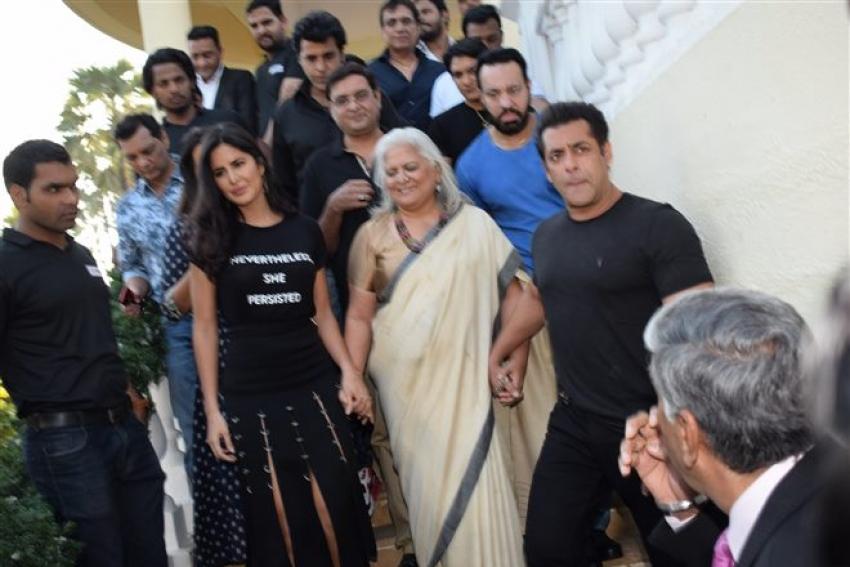 Bina Kak Book Launch By Salman Khan And Katrina Kaif Photos