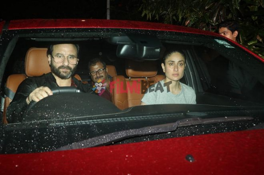 Boney Kapoor,Saif, Kareena ,Karishma , Babita Pays Last Respect To Shashi Kapoor Photos