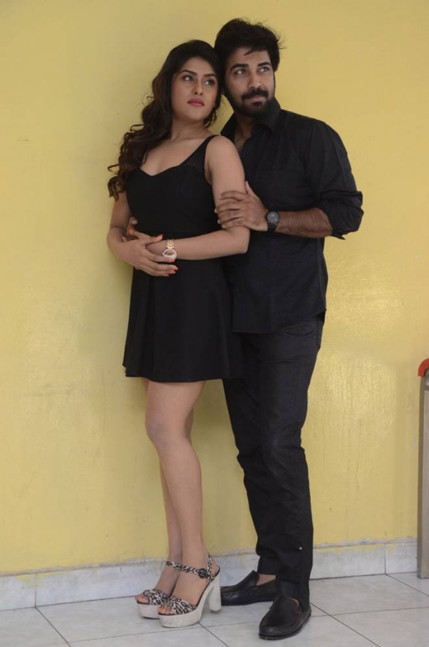 E Ee Movie Press Meet Photos