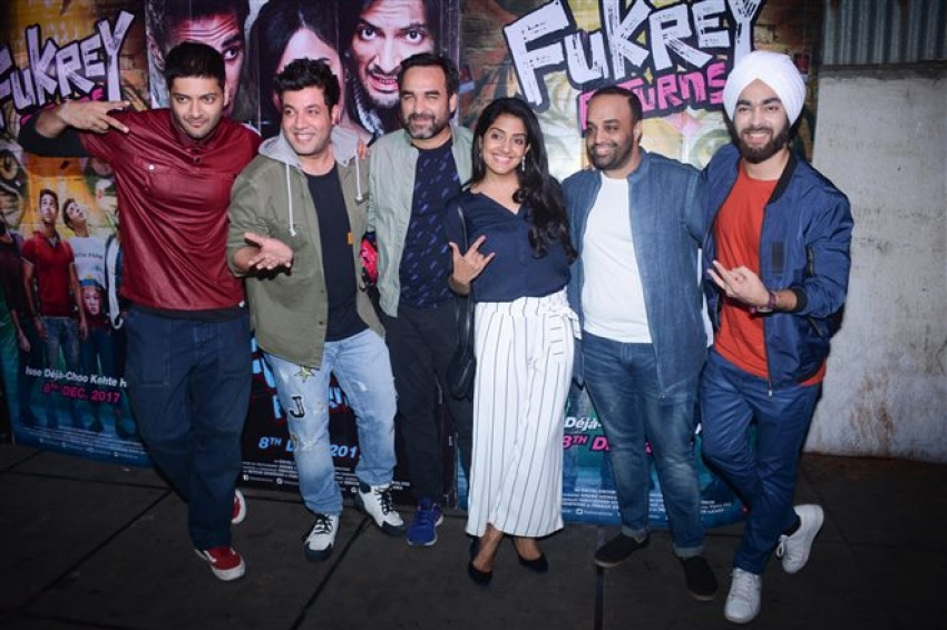 Fukrey Returns Movie Success Party Photos