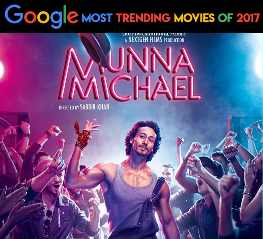 Google Most Trending Movies Of 2017 Photos