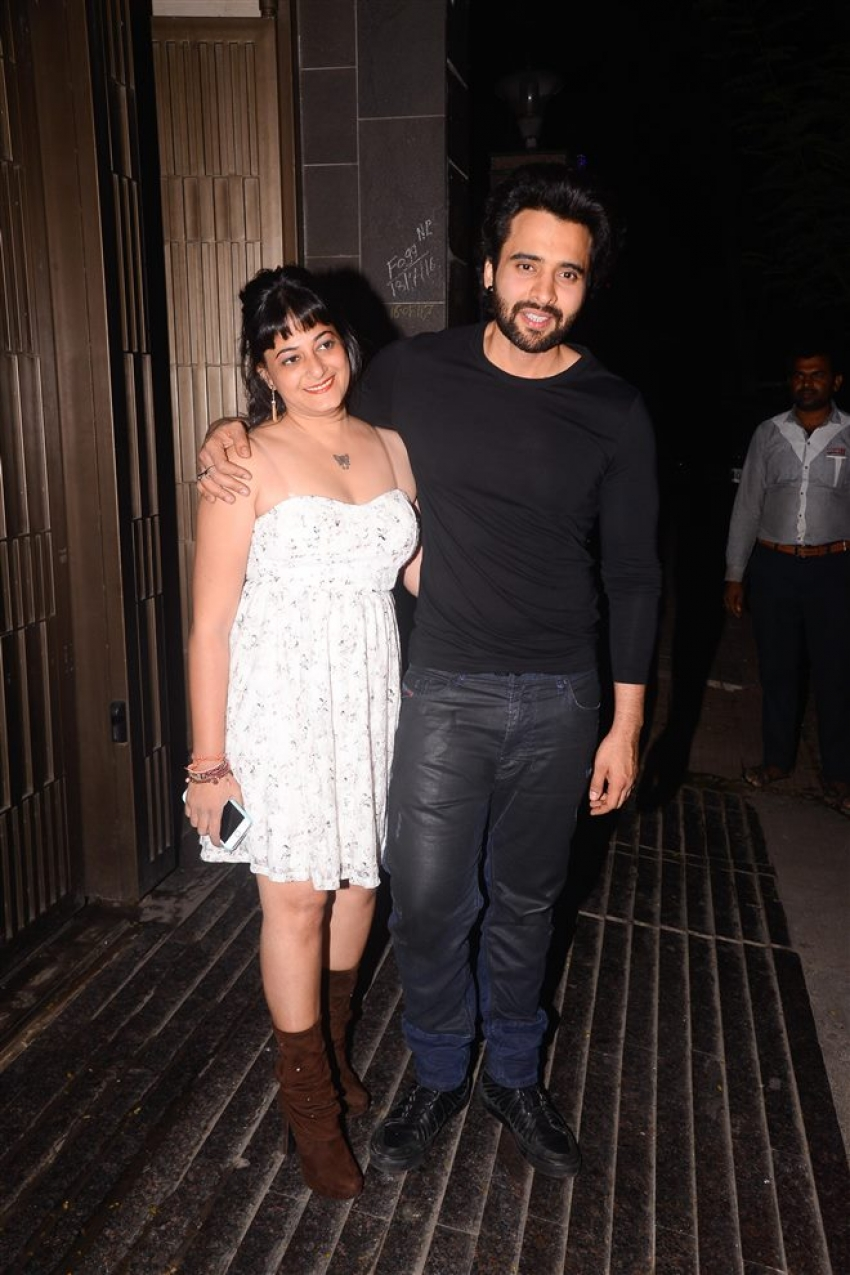 Jackky Bhagnani's Birthday Party 2017 Photos