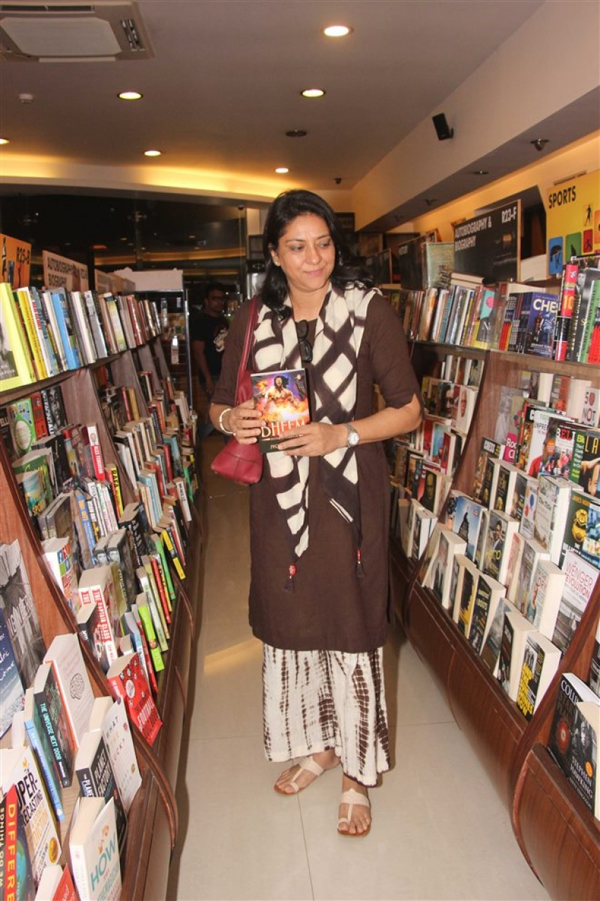 Juhi Chawla At Bheem Book Launch Photos