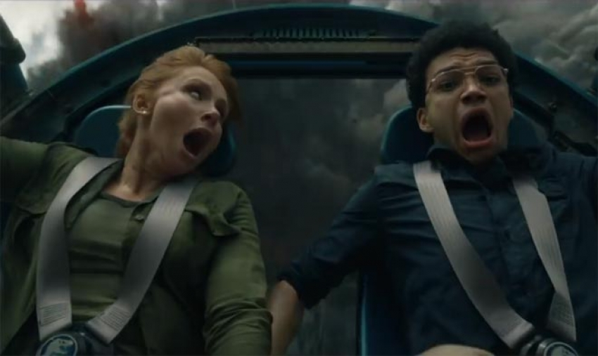 Jurassic World: Fallen Kingdom Photos