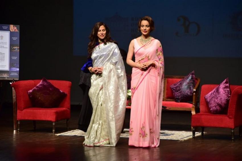 Kangana Ranaut Launches Shobha De's book Photos