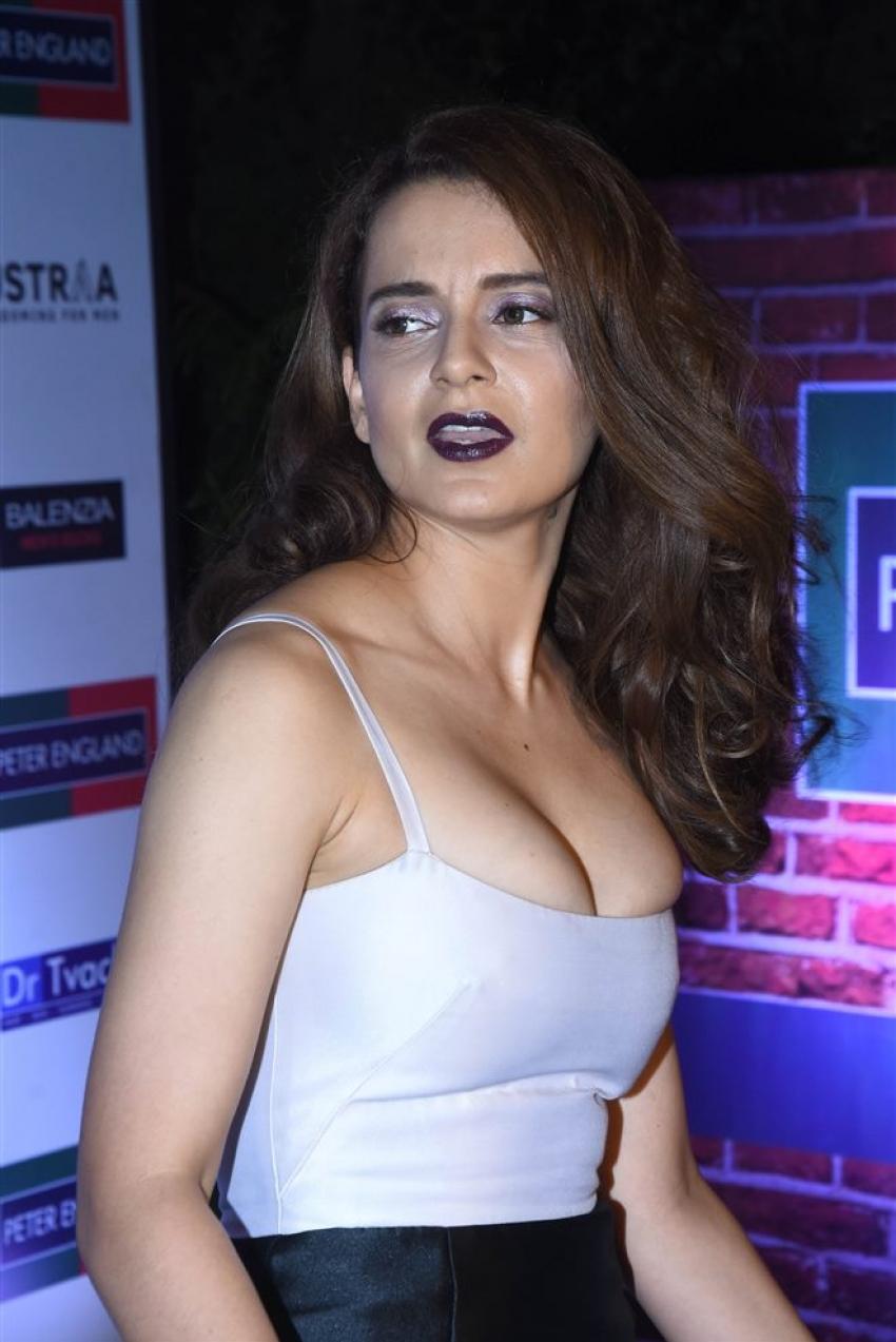 Kangana Ranaut At Mr. India 2017 Grand Finale Photos