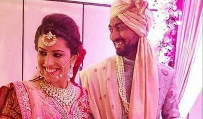 Krunal Pandya Wedding Photos