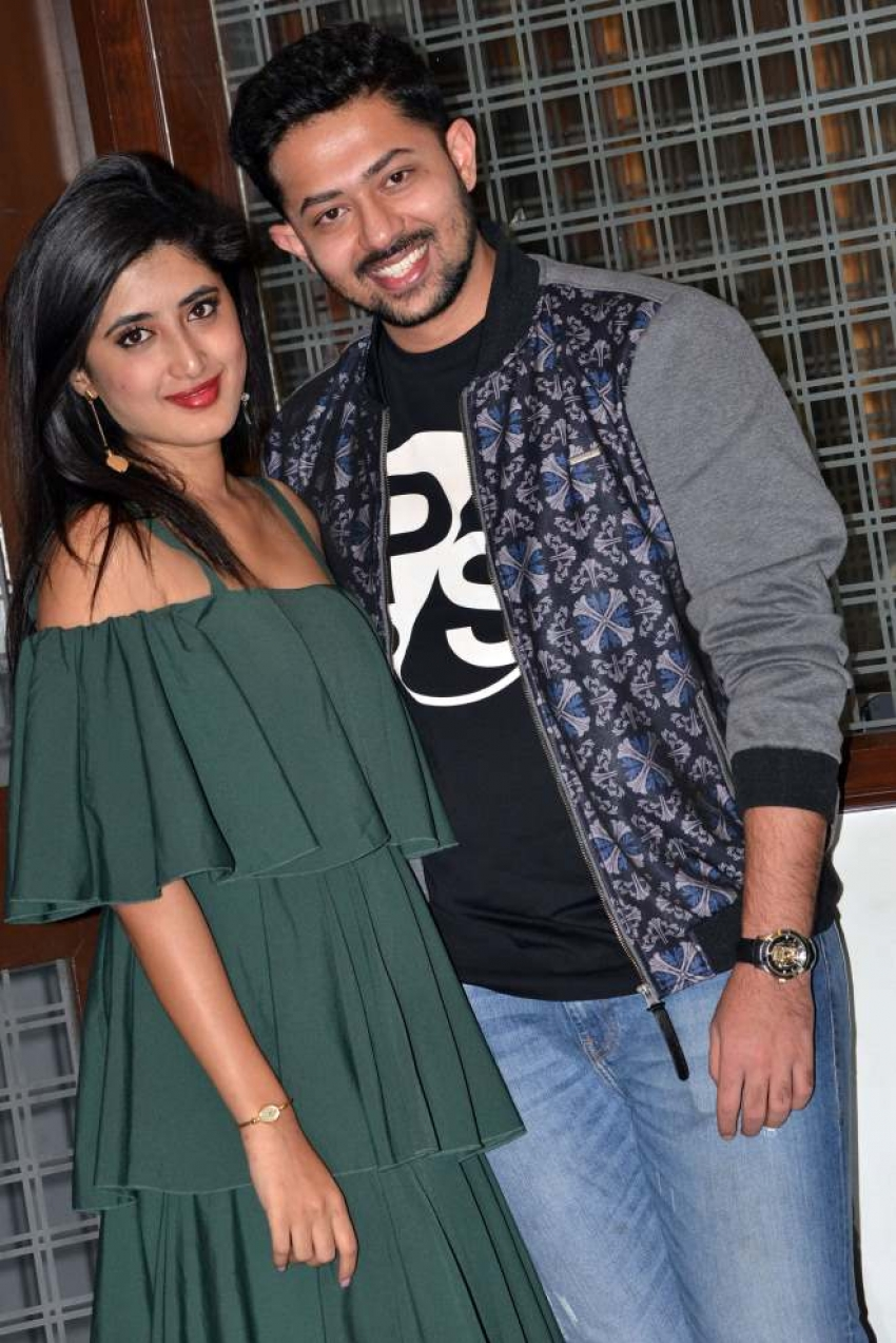 Kumari 21F Press Meet Photos