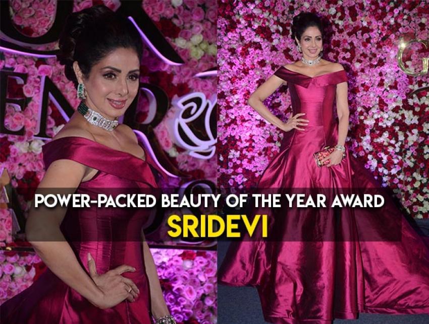 Lux Golden Rose Awards 2017 Winners List Photos