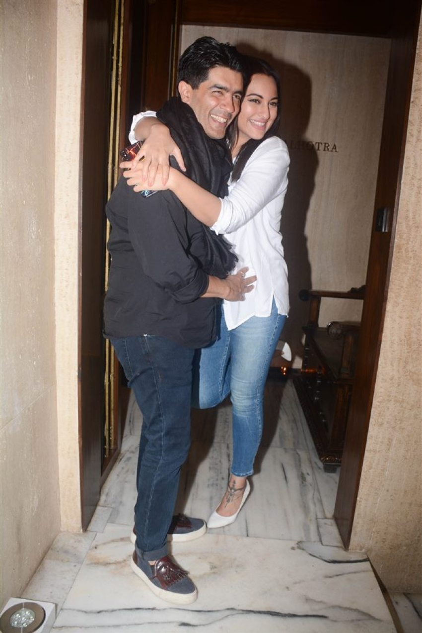 Manish Malhotra Birthday Bash 2017 Photos