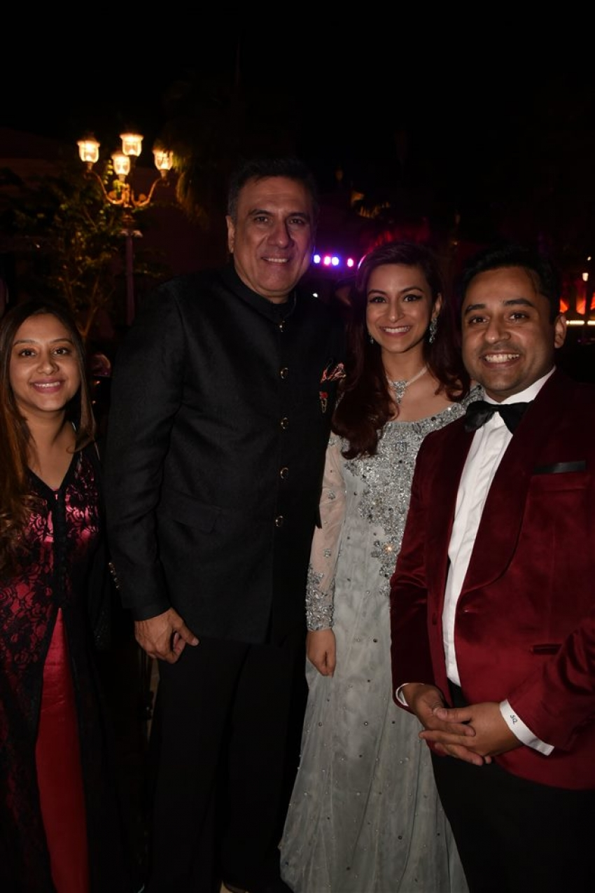 Masala Awards At Bollywood Parks In Dubai Photos