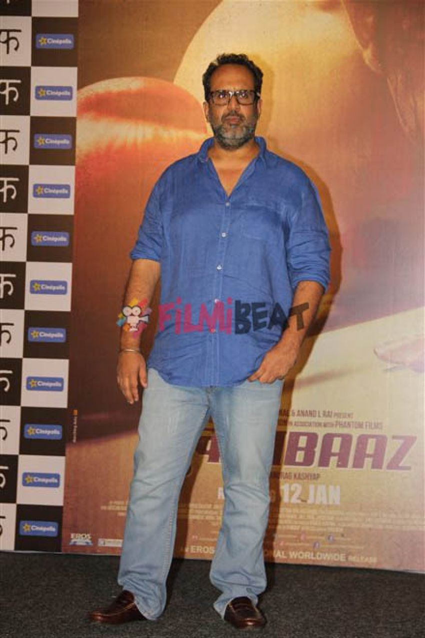 Mukkabaaz Trailer Launch Photos