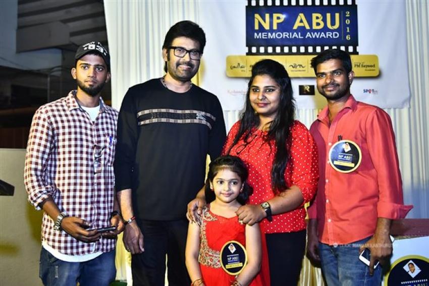 NP Abu Award 2016