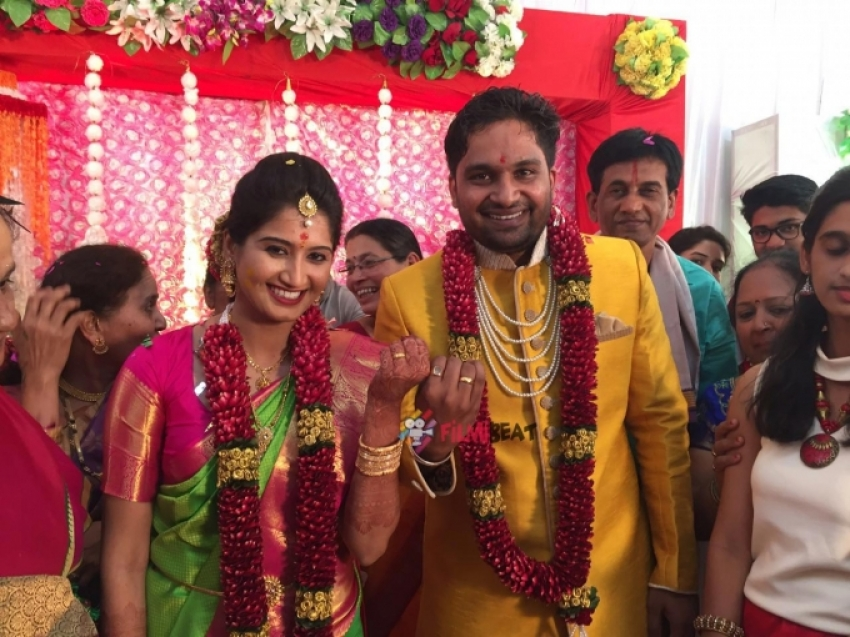 Pavan Wadeyar Engagement Photos