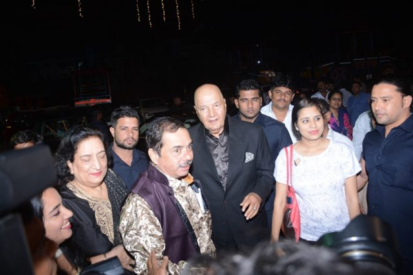 Prem Chopra Celebrates 60 Years In Film Industry Photos
