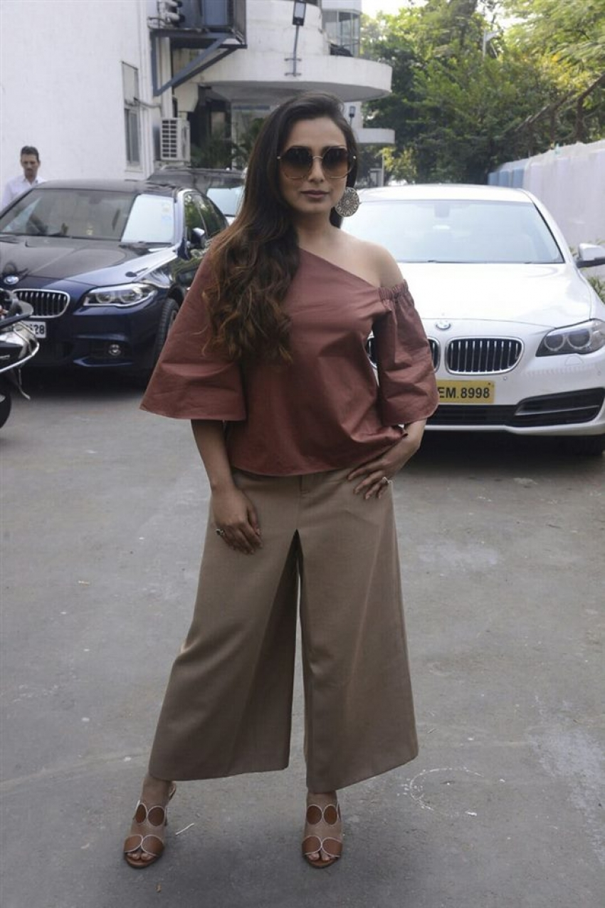 Rani Mukerji & Sabhyasachi On The Sets Of Vogue BFFs Photos
