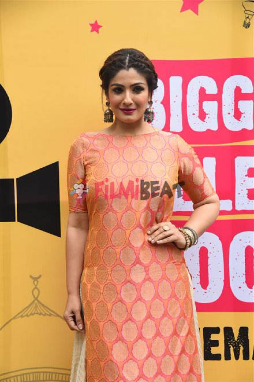 Raveena Tandon For SIFFCY 2017 in Delhi Photos