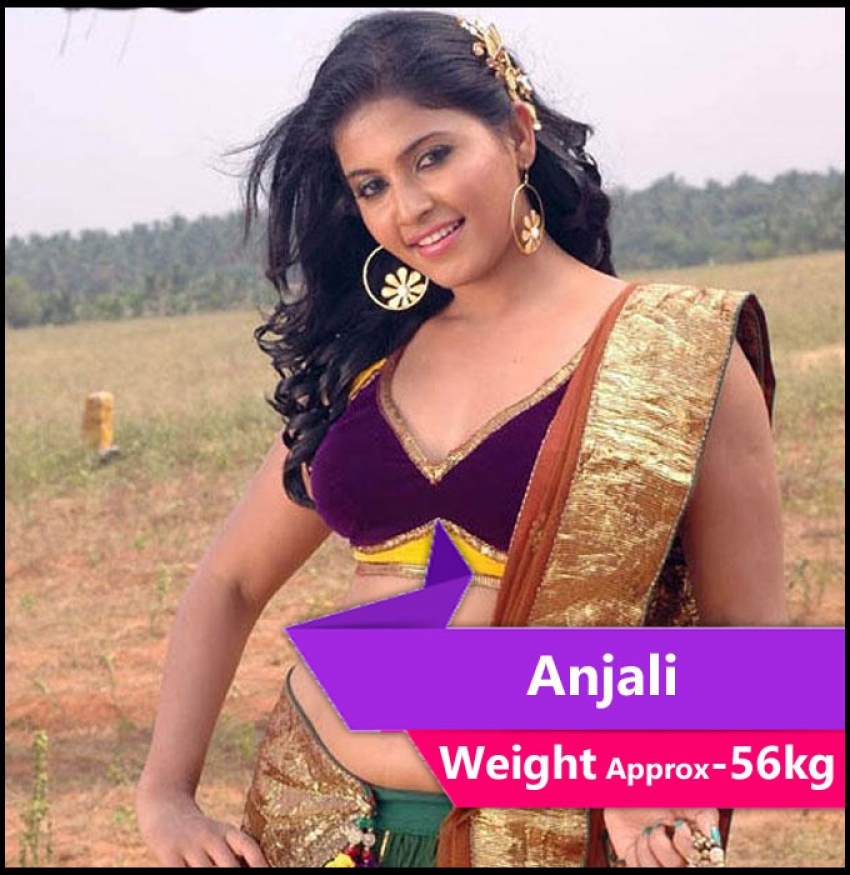 Real Weight Of Famous Tamil Actresses Photos