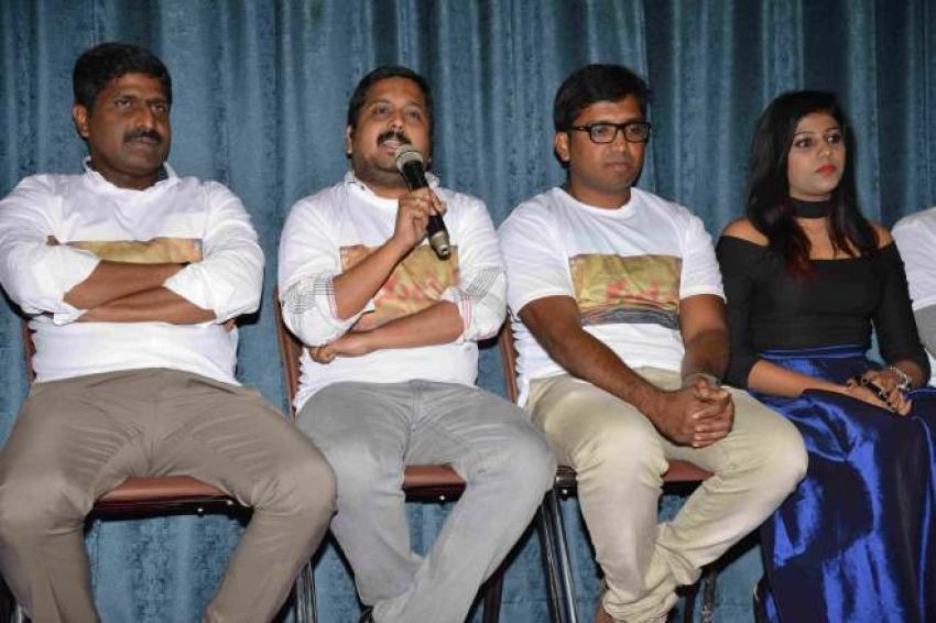 Saddu Teaser Launch Photos