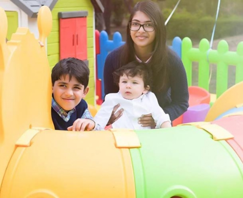 Saif Kareena Gifts Taimur A Forest On His First Birthday Photos