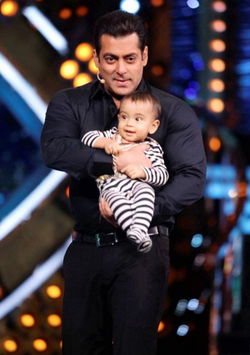 Salman Khan 52nd Birthday Special Photos