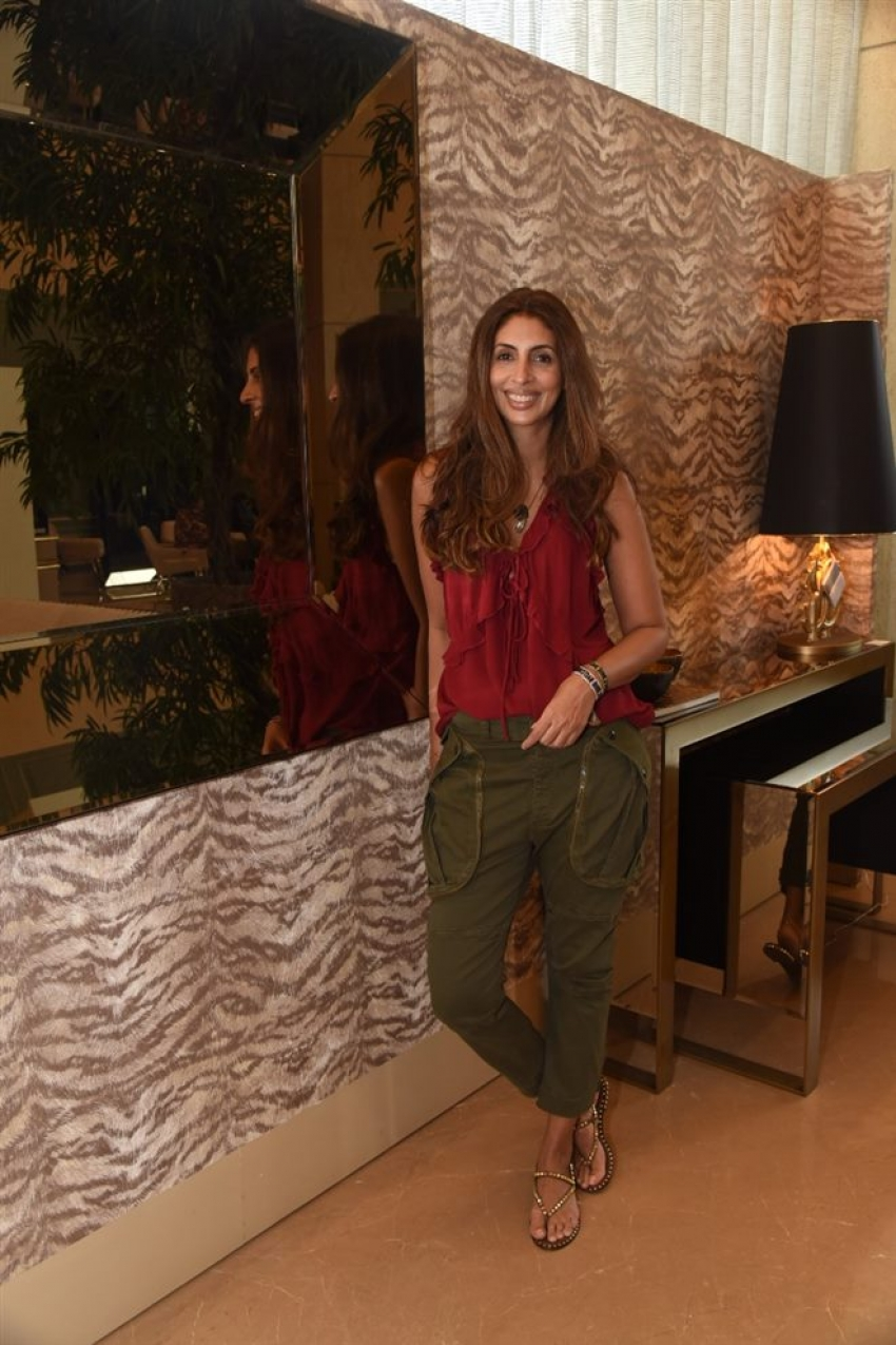 Shweta Bachchan At Gauri Khan Store Photos