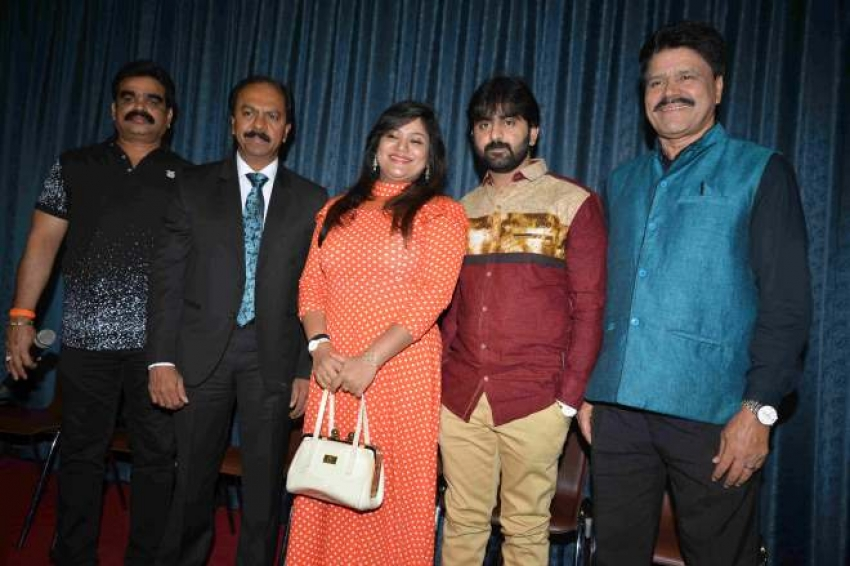 Smuggler Press Meet Photos