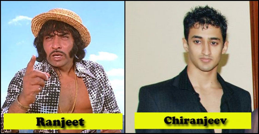 Sons Of Famous Bollywood Villains Photos