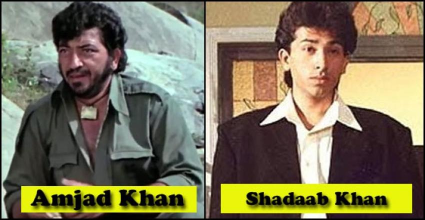 Sons Of Famous Bollywood Villains Photos