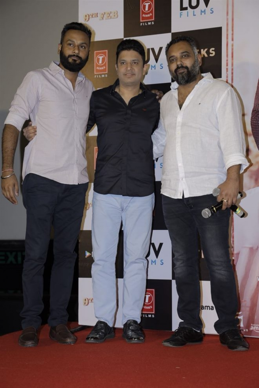 Sonu Ke Titu Ki Sweety Trailer Launch Photos