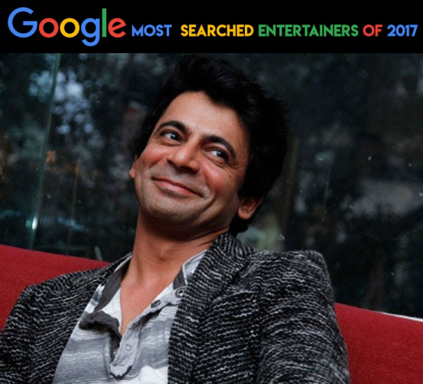 Google Top Searched Entertainers Of 2017 Photos