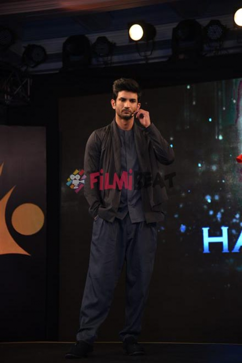 Sushant Singh Rajput For Ndtv Behtar India Awards In Delhi Photos