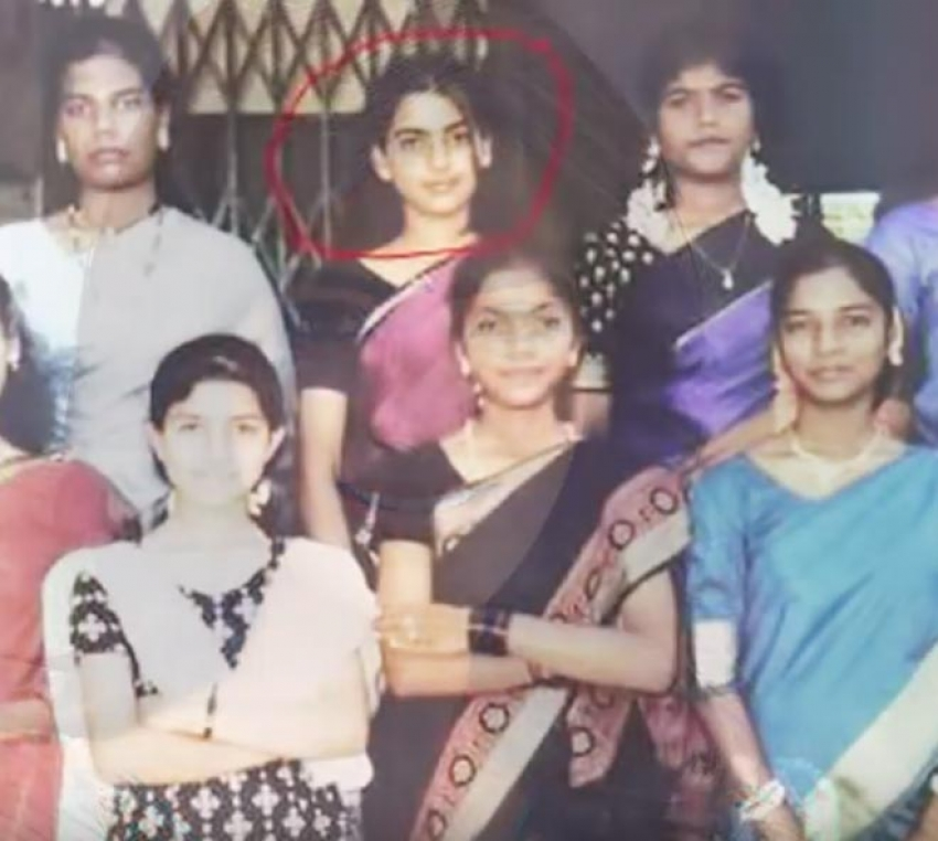 Tamil Actor and Actress School Photos