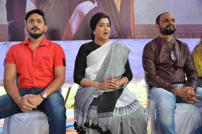 Thayige Takka Maga Press Meet Photos