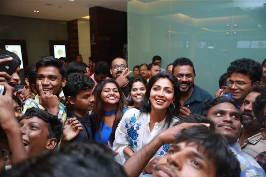 Thiruttu Payale 2 Mega Hit Celebration at Sathyam Cinemas Photos