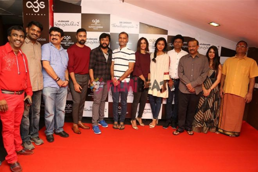 Thiruttu Payale 2 Red Carpet Premiere Show Photos