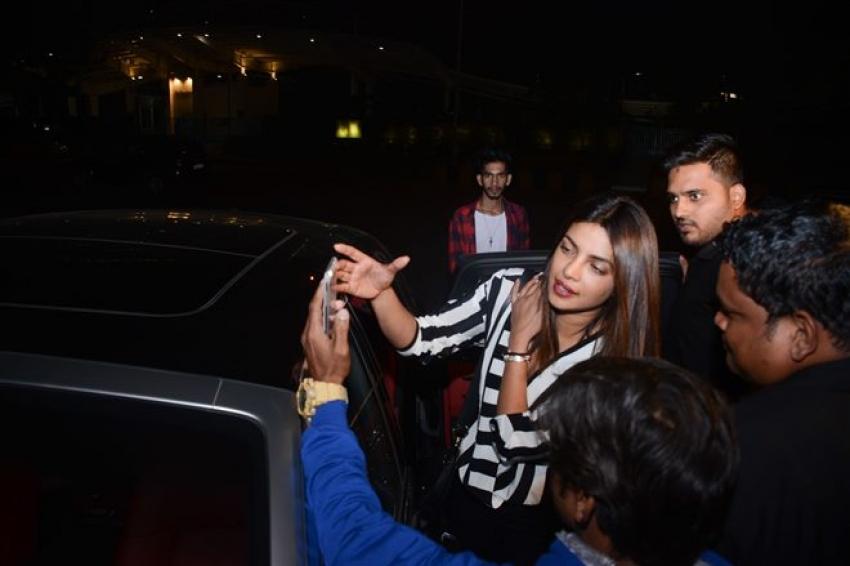 Tiger Zinda Hai Screening At Yash Raj Studio Photos