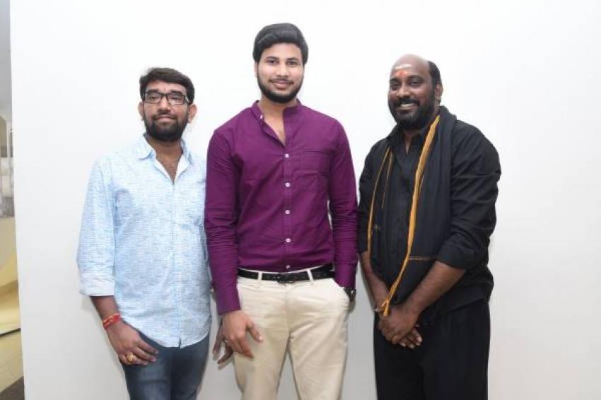 Undha Ledha Press Meet Photos